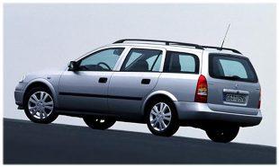 Opel Astra G (1998 - 2009) Kombi