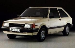 Mazda 323 II (1980 - 1986) Hatchback