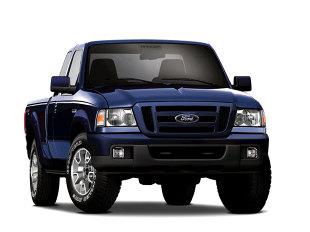 Ford Ranger II (2006 - 2011)