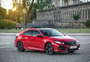 Honda Civic. Nowy silnik w ofercie