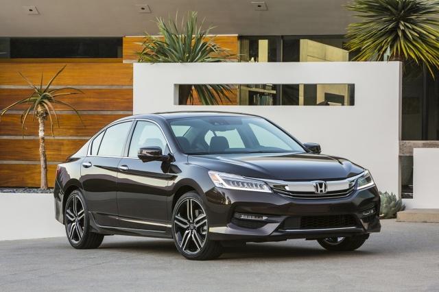 Honda Accord / Fot. Honda
