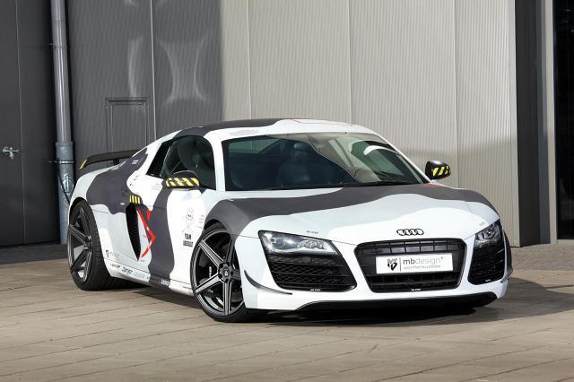 Audi R8 / Fot. mbDESIGN