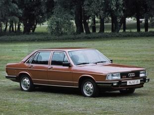Audi 100 II (C2) (1976 - 1983) Sedan