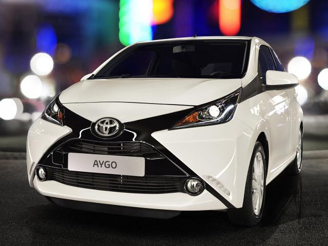 Toyota Aygo / Fot. Toyota