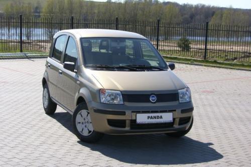Fot. Jarosław Zgirski:  Początkowo mały Fiat zwał się Gingo, jednak po interwencji Renault Włosi wybrali nazwę historyczną - Panda