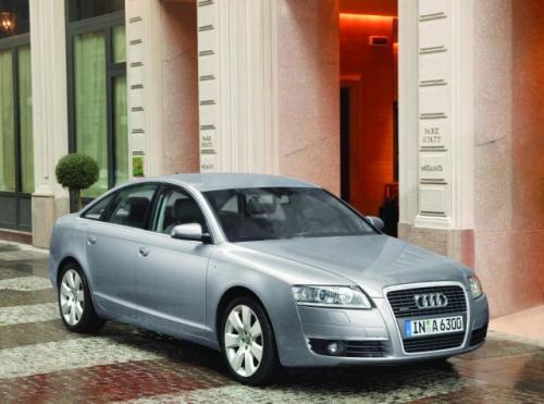 Fot. Audi: Nowy Audi A6 ma charakterystyczny kształt przedniej partii nadwozia, nawiązujący do przedwojennych modeli tej marki. Ma to być wkrótce wyróżnik stylistyczny wszystkich modeli tego producenta.
