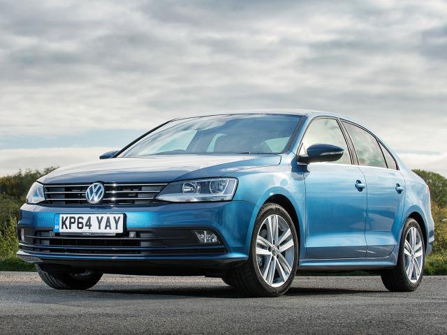 Skoda Octavia kontra Volkswagen Jetta - Volkswagen Jetta / Fot. Volkswagen - zdjęcia