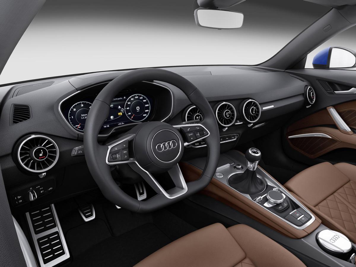 Audi TT Coupe / Fot. Audi