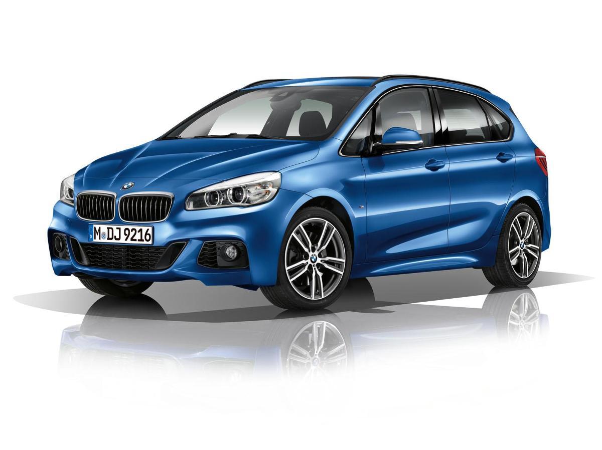 BMW serii 2 Active Tourer M Sport / Fot. BMW