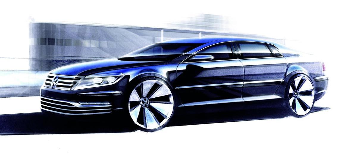 Volkswagen Phaeton / Fot. Volkswagen