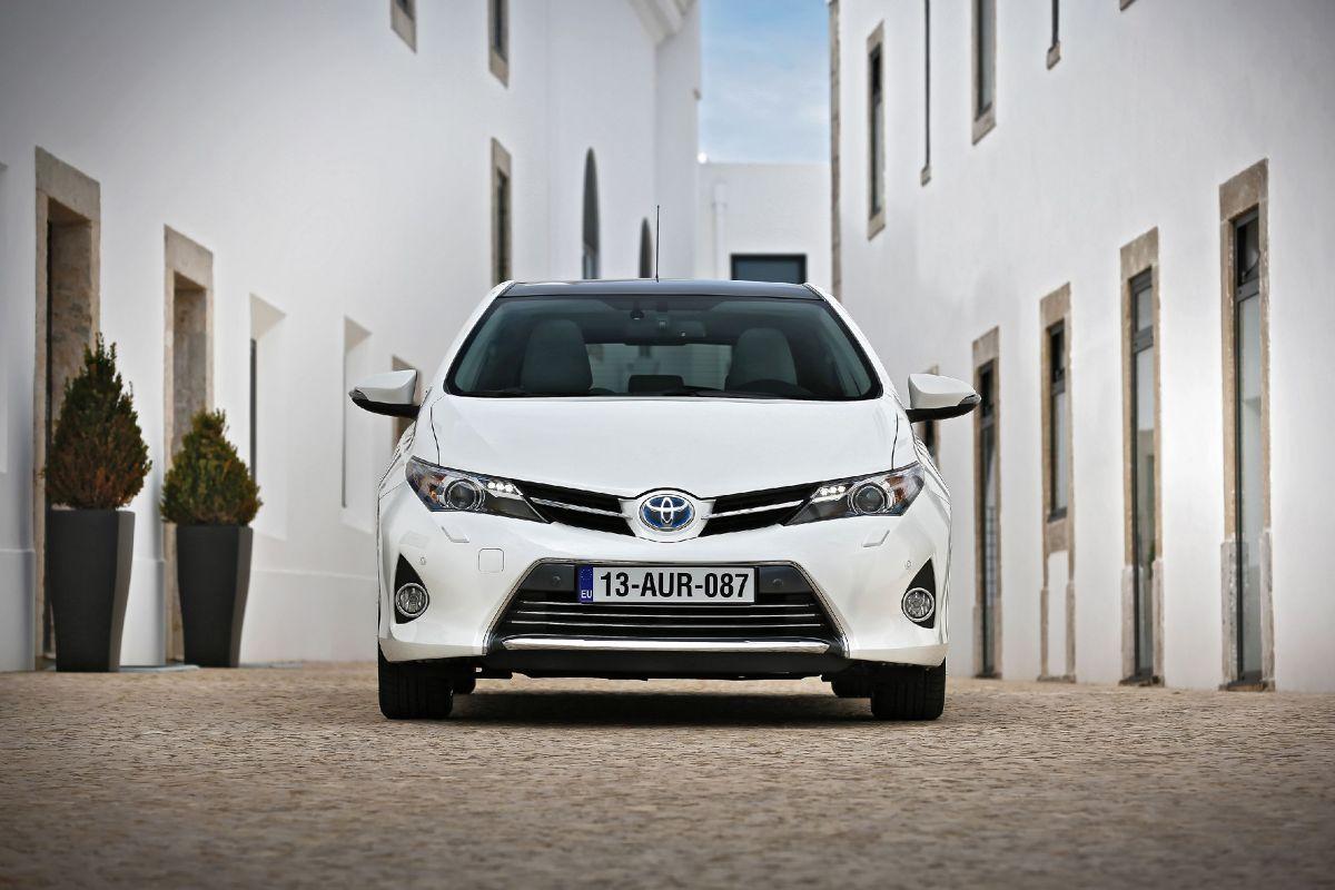 Auris Hybrid,  Fot: Toyota