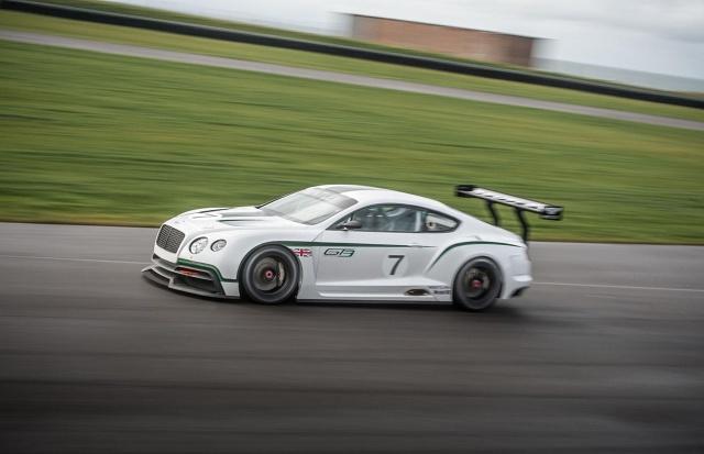 zdjęcie Bentley Continental GT3
