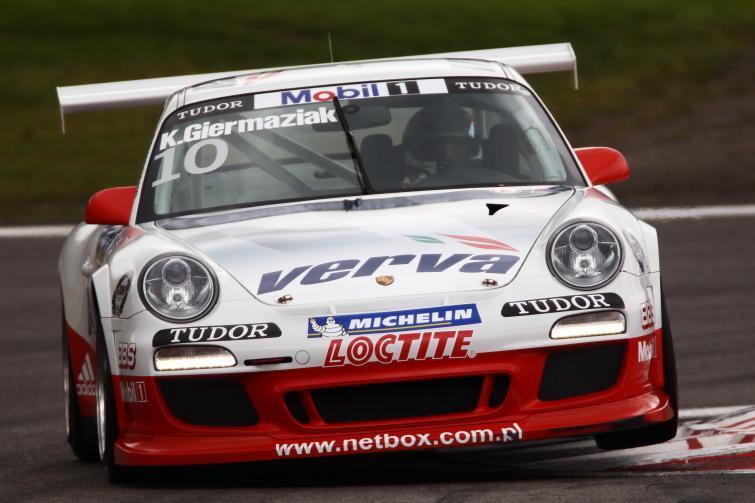 Porsche Supercup - Giermaziak drugi w wyścigu na Nürburgringu