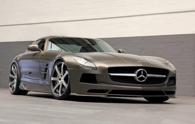 Mercedes-Benz SLS AMG / Fot.  DD Customs