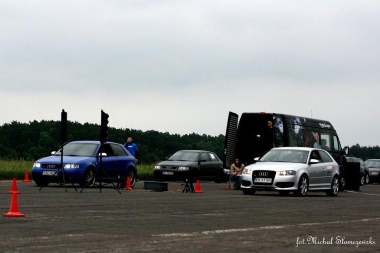 Ogólnopolski zlot miłośników Audi A3 już w weekend