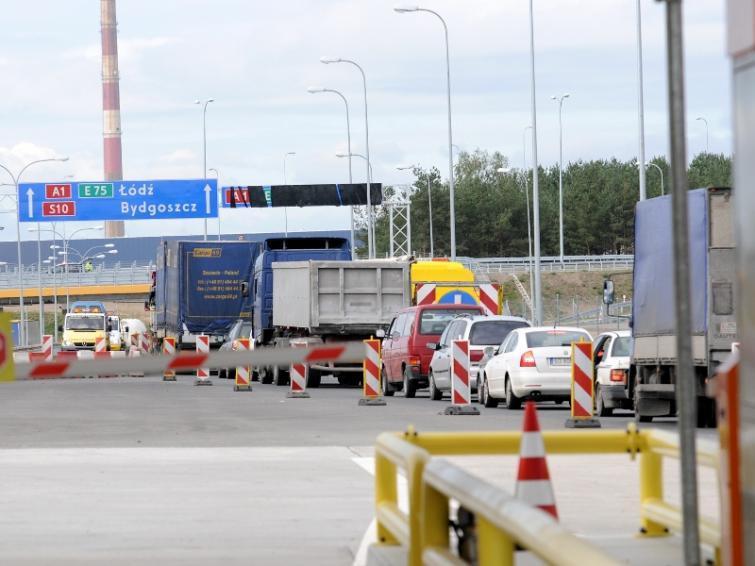 Toruńsko-grudziądzki odcinek A1 jest gotowy!