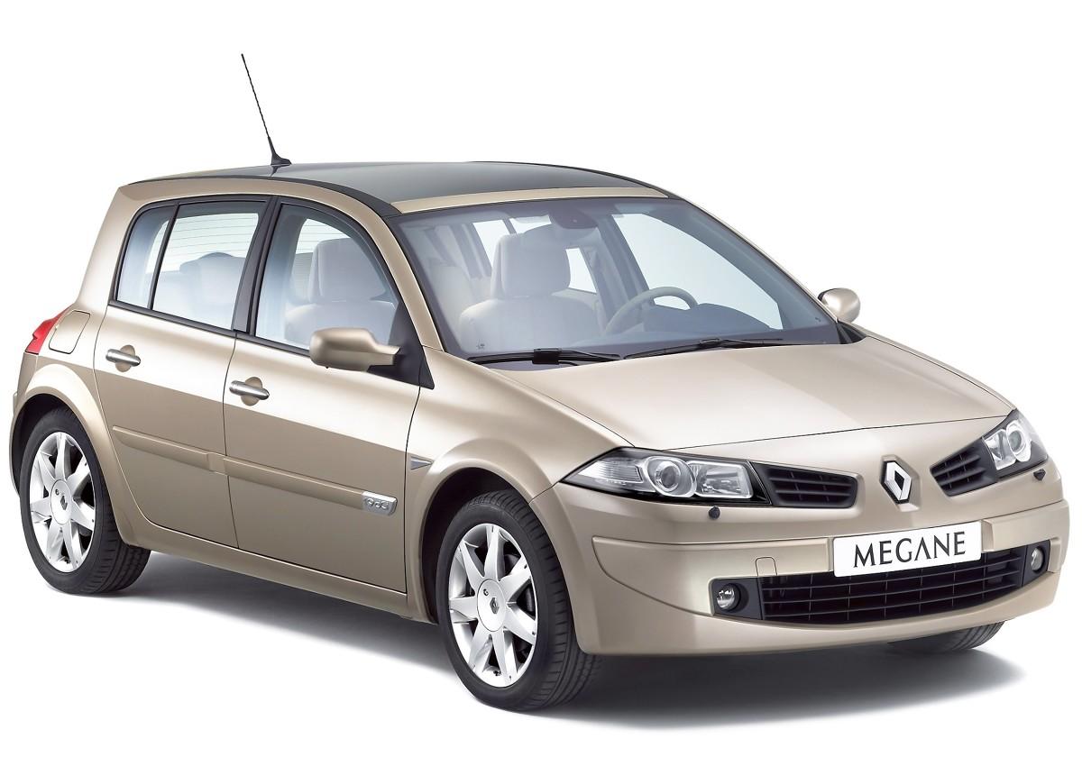 Fot. Renault Megane II / źródło: Renault