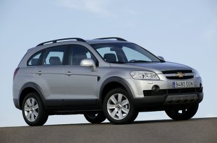 Chevrolet Captiva I (2006 - 2011)