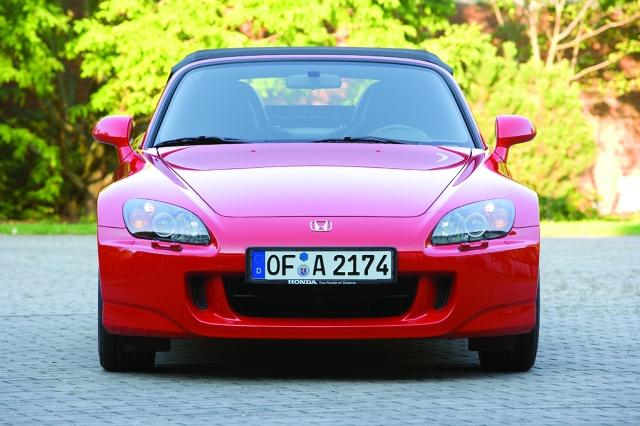 zdjęcie Honda S2000