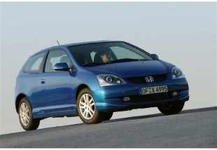 Honda Civic VII (2001 - 2005) Hatchback