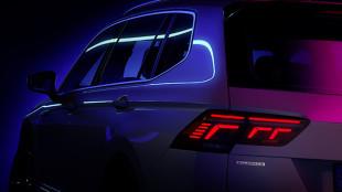 Volkswagen Tiguan Allspace. Premiera w maju. Co już wiemy?