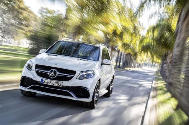 Mercedes-Benz GLE / Fot. Mercedes-Benz