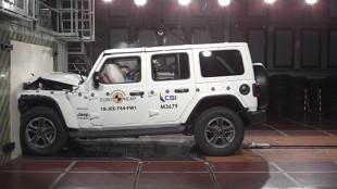 Testy zderzeniowe Euro NCAP. Dwa modele z fatalnym wynikiem