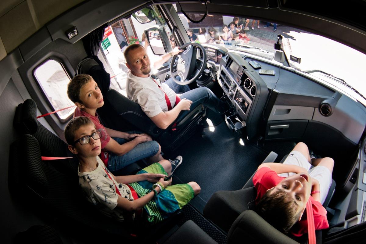 fot. Akcja specjalna Profesjonalni Kierowcy