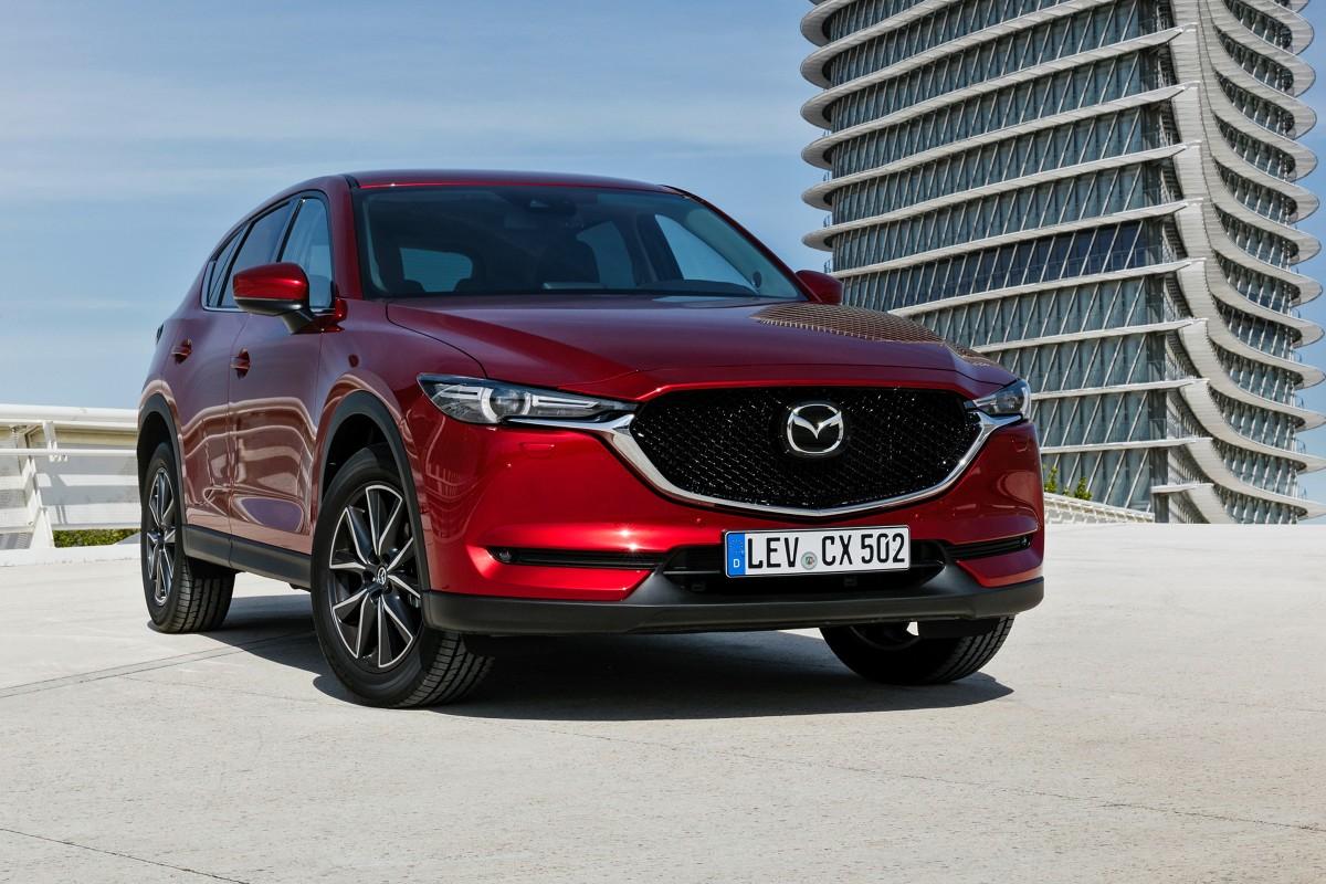 Mazda cx 5 drugiej generacji test nowego wcielenia for Garage mazda loison sous lens