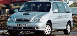 Kia Sedona I (1999 - 2005) Van