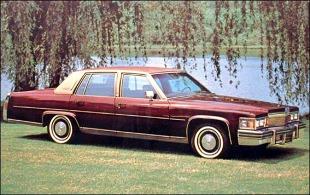 Cadillac Fleetwood IV (1989 - 1992) Sedan