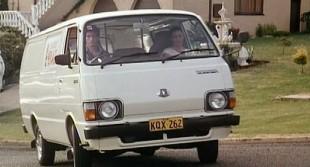 Toyota Hiace III (1983 - 1994) VAN
