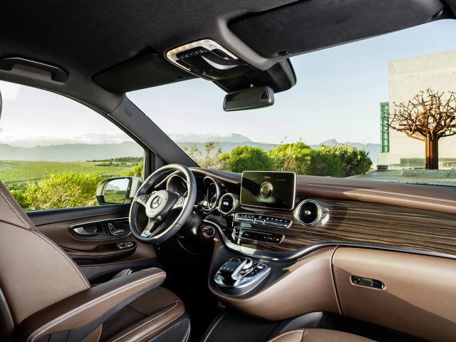 zdjęcie Mercedes-Benz Klasy V