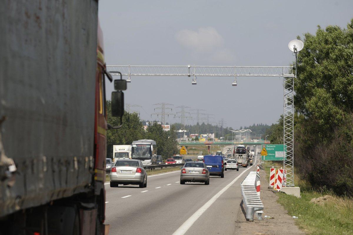 System viaTOLL działa już na prawie 3000 tys. km dróg, fot. archiwum Polskapresse