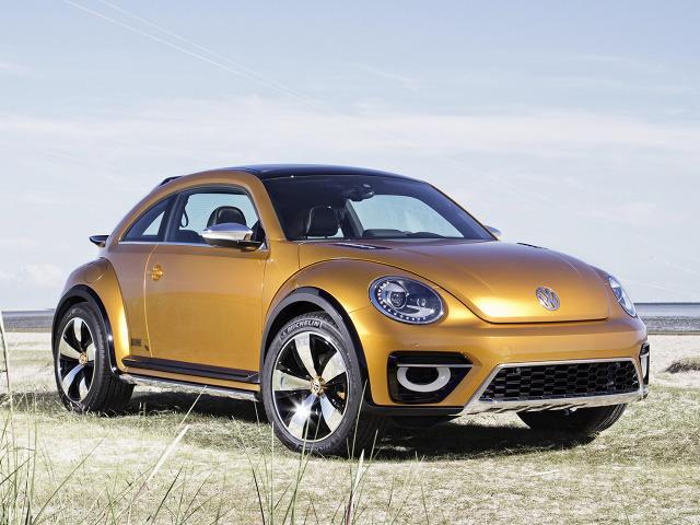 Volkswagen Beetle Dune Concept / Fot. Volkswagen