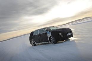 Zimowe testy sportowej wersji popularnego modelu Hyundaia