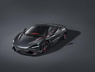 McLaren 720S Stealth. Jedyne takie auto na świecie