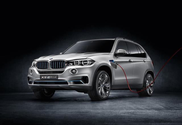 zdjęcie BMW X5 eDrive concept