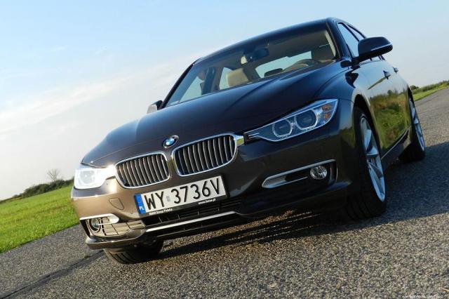 BMW 320d Fot: Robert Kulczyk – Info-Ekspert