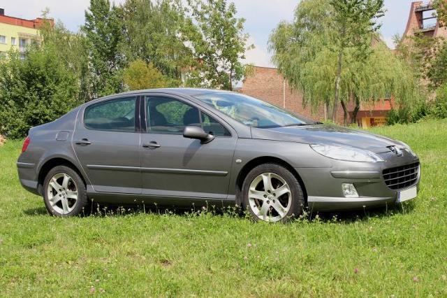 Peugeot 407 sedan 1.6 HDI