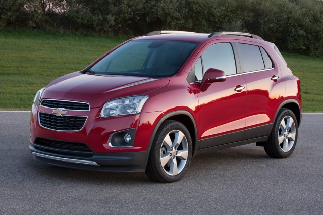 Chevrolet Trax, Fot: Chevrolet