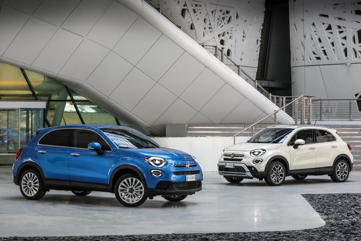 Włoski SUV Fiata model 500X, ma za sobą zmiany. Wszystko po to, by zaspokoić najnowsze potrzeby klientów w szybko rozwijającym się segmencie, w którym 500X jest już liderem we Włoszech, a w Europie znajduje się w pierwszej piątce najlepiej sprzedających się modeli w swoim segmencie nieprzerwanie od 2016 roku.  Fot. Fiat