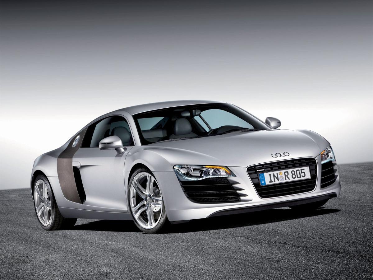 Audi R8 / Fot. Audi