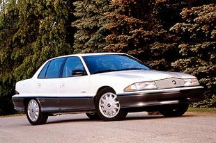 Buick Skylark VII (1992 - 1998) Sedan