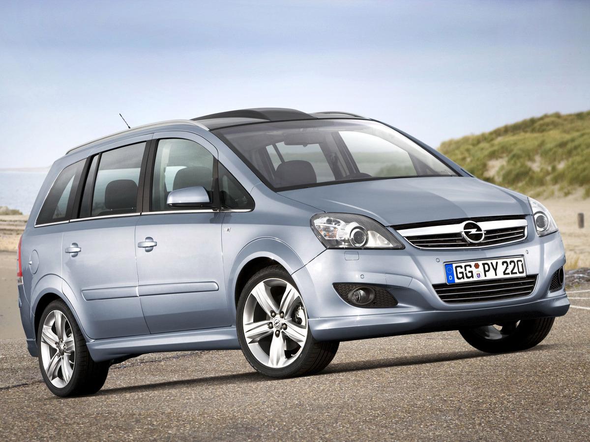Opel Zafira / Fot. Opel