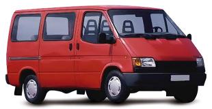 Ford Transit III (1986 - 1994) VAN