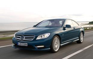 Mercedes-Benz Klasa CL W216 (2006 - teraz)