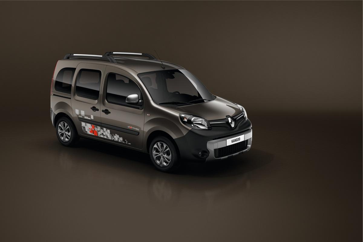 Odświeżony Renault Kangoo, Fot: Renault