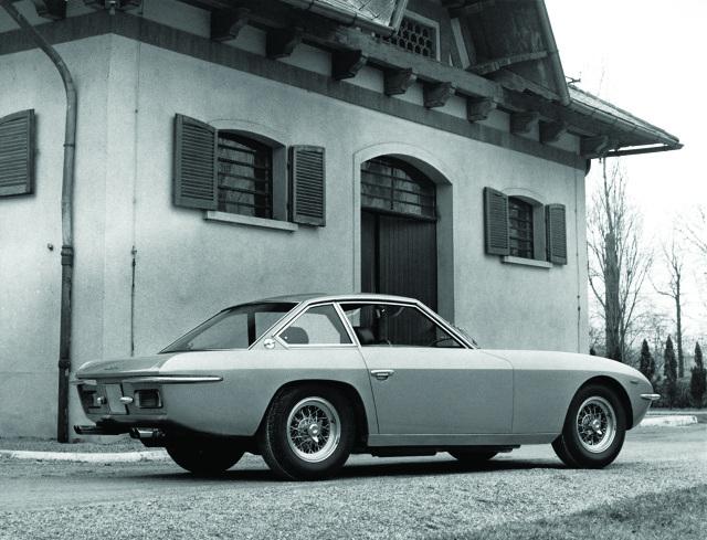 zdjęcie Lamborghini Islero
