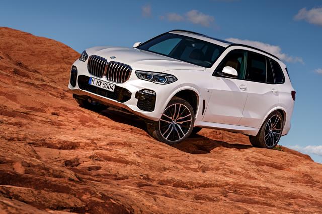 zdjęcie BMW X5 (G05)